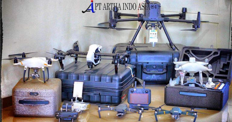 kumpulan drone foto udara