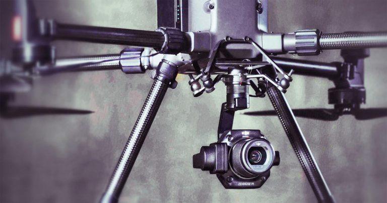 drone foto udara survey pemetaan