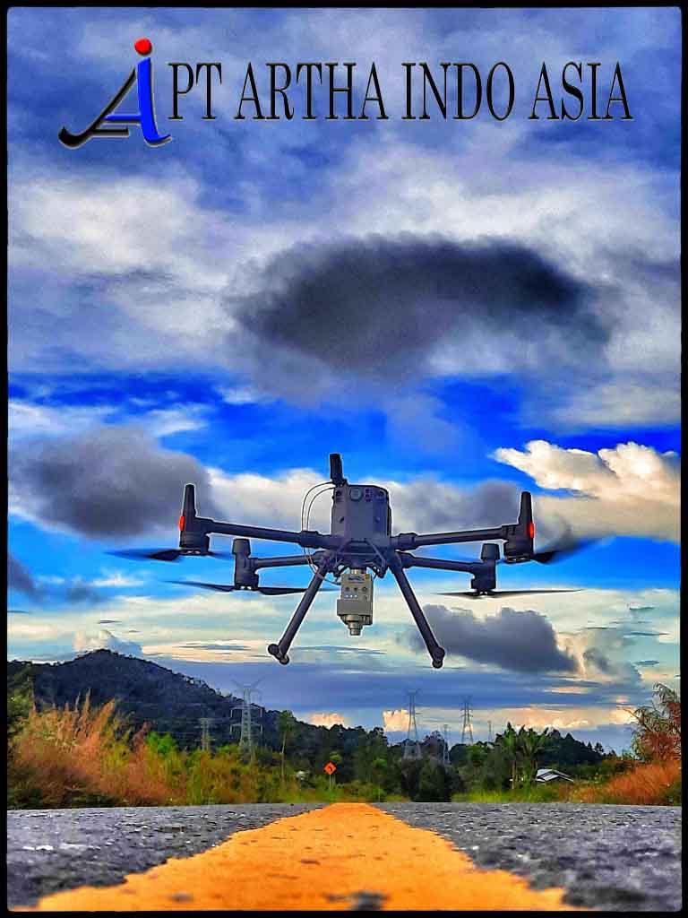 gambar jasa survey pemetaan drone lidar