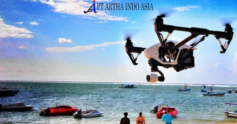 drone inspire 1 jasa survey pemetaan lahan