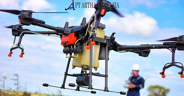 drone spraying jasa survey pemetaan tanah